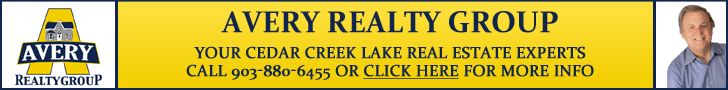 Cedar Creek Lake Real Estate from Avery Realty Group