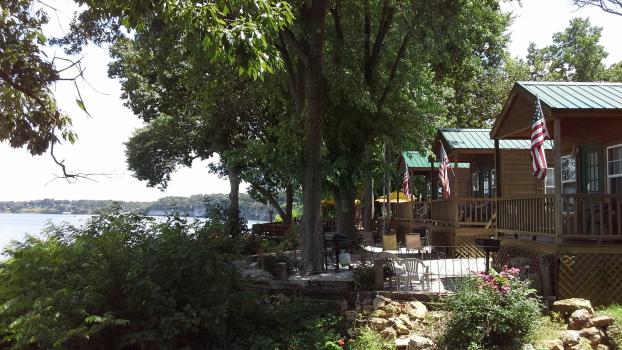 Lee S Grand Lake Resort Grand Lake Ok