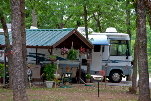 The Vineyards Campground and Cabins - Lake Grapevine