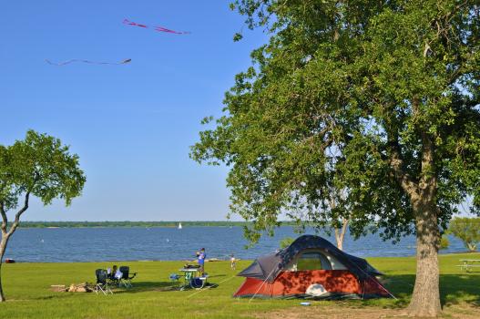 Meadowmere Park Lake Grapevine
