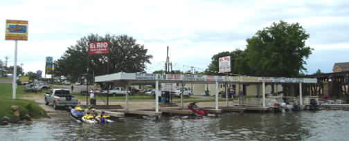 El Rio Boat Rentals On Lake Lbj Lake Lbj