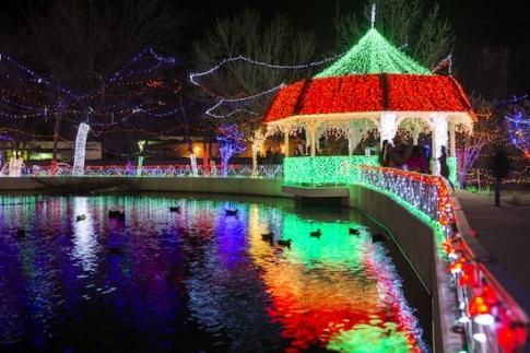 Rhema Christmas Lights.Rhema Christmas Lights Grand Lake Ok