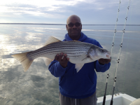 Fishing Lake Texoma