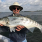Striper Fishing Continues to be Good