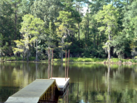 Caddo Lake Boat Ramp