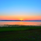 Sunrise on Lake Sam Rayburn