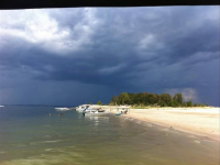 Storm coming 2011 rattlesnake island