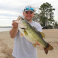 Big bass from Sam Rayburn