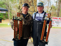 Hallsville High School Anglers Big Winners