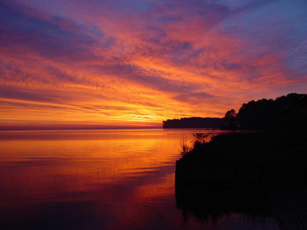 Toledo Bend Sunrise