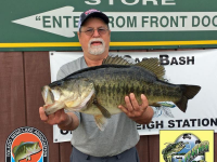 12.12 Pounder Tops the TBLA Lunker List