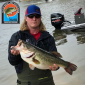 14 Pound Bass Caught Out of Toledo Bend