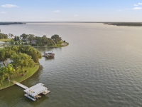 Cedar Creek Lake Aerial