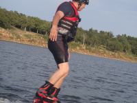 Red Dirt Flyboard at Indian Hills Marina