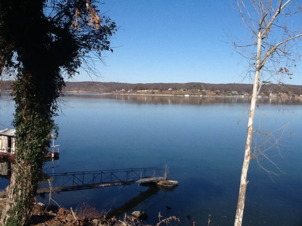 grand lake of the cherokees water level