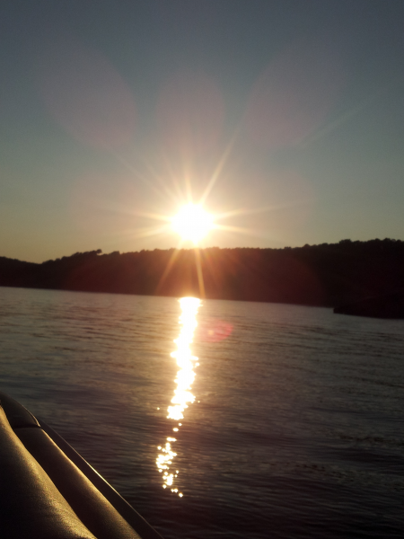 Many Sunsets on Lake Eufaula
