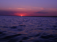 Lake Eufaula Sunset