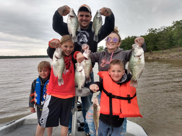 Crappie Catch May 7