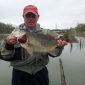 Keith with a nice Lake Fork lunker