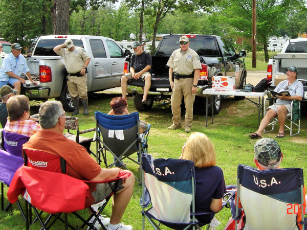 WCCC Game Warden Meeting