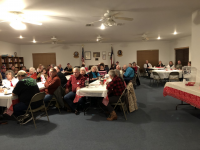 WCCC Valentine's supper 2019