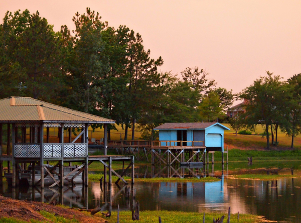 Lake Fork Boathouses
