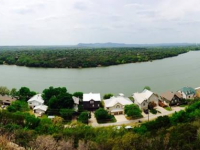LBJ from the lookout