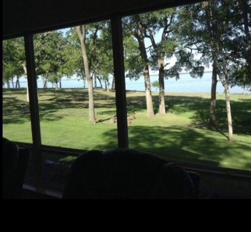 Luxury Lake Homes In Texas: Lake Texoma Waterfront Home For Sale
