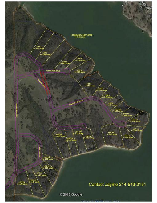 Moss Lake Luxury Lakefront Property - Moss Lake Condo