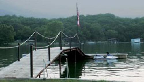 Creekhollow Cabin - Moss Lake Vacation Rental