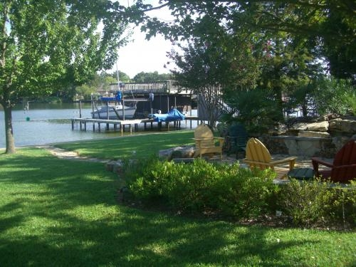 Enchanted Oaks - Cedar Creek Lake Waterfront Home for Sale