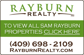 Lake Sam Rayburn Real Estate with Rayburn Realty