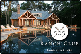 505 Cedar Creek Ranch at Cedar Creek Lake