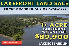 Sterling Shores Lakefront Homes