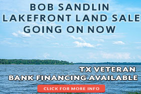 Lake Bob Sandlin Real Estate