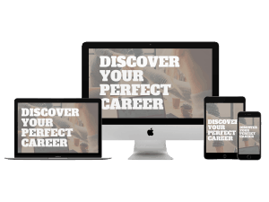 The DISCOVER YOUR PERFECT CAREER Program (picture)