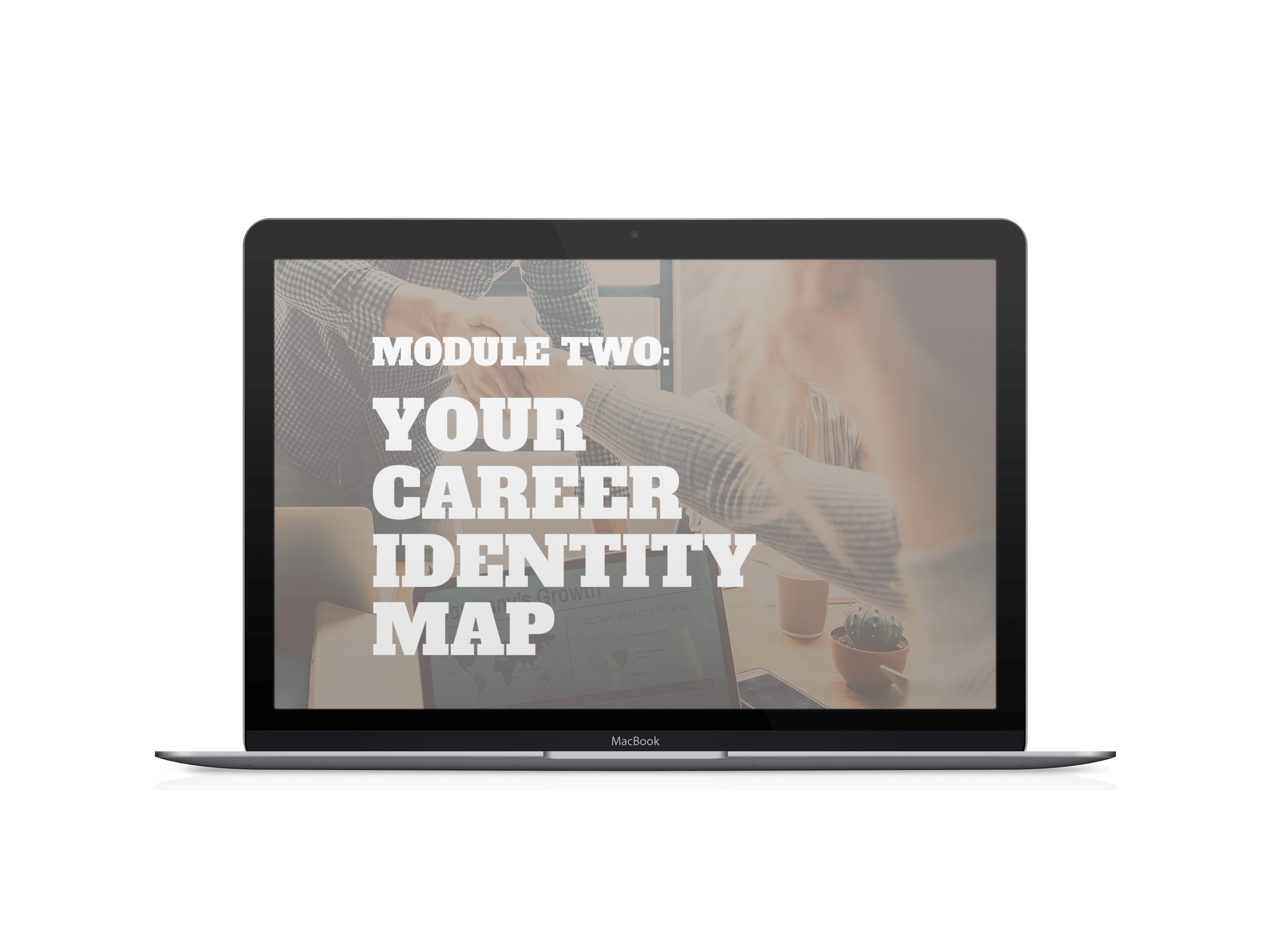 your career identity map