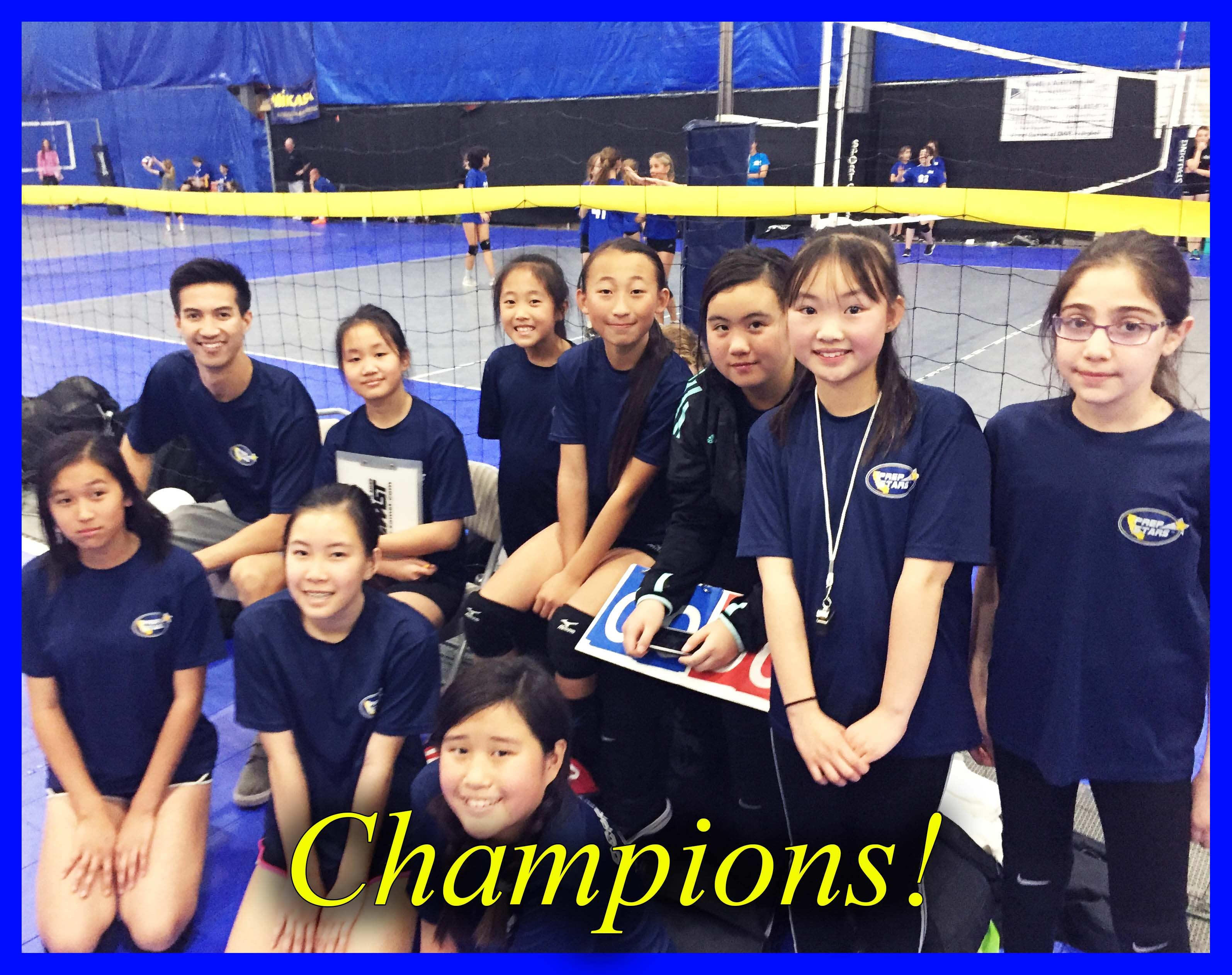 u12 Tournament Champions!