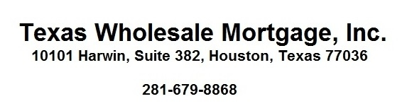 Texas Wholesale Mortgage, Inc.