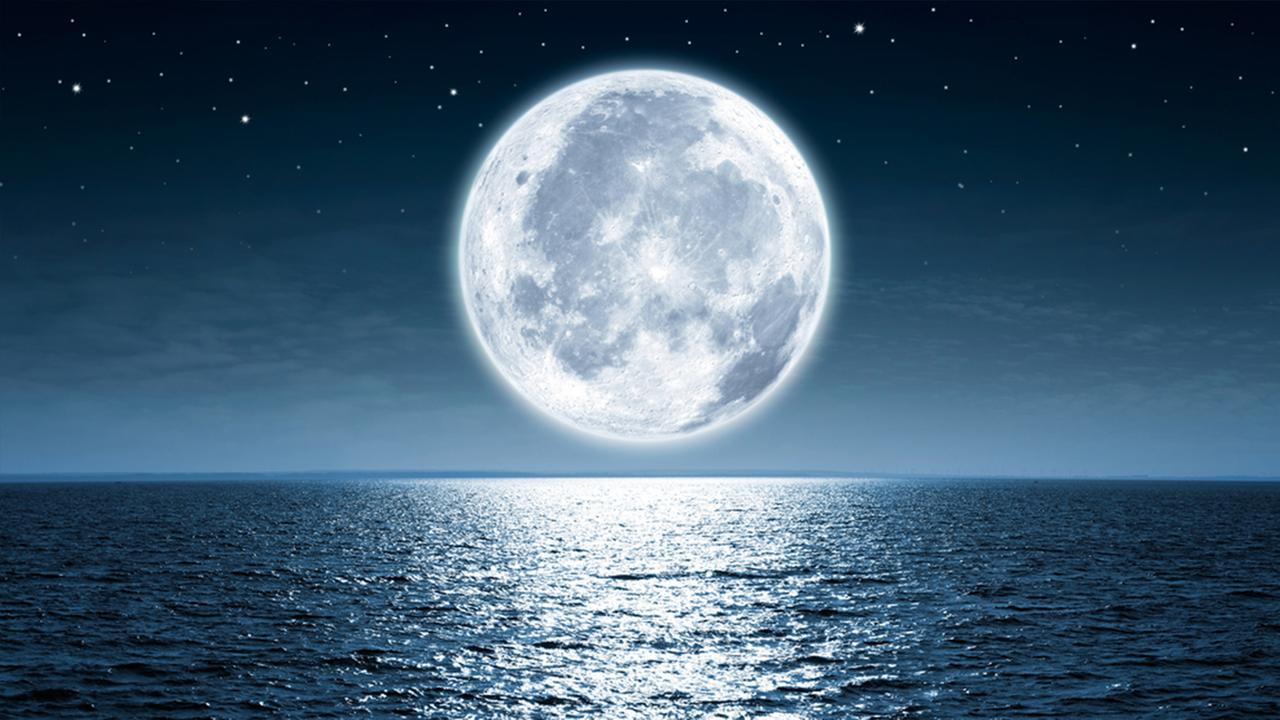 Laguna Niguel Mortgage - Moon over water