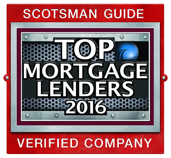Mountain West Financial, Inc. Ranked as One of the Nation's Top Mortgage Lenders for 2016