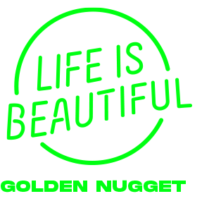 LIFE IS BEAUTIFUL 2019 - Golden Nugget Hotel - Hotel Package
