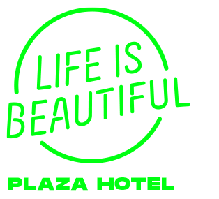LIFE IS BEAUTIFUL 2019 - Plaza Hotel & Casino - Hotel Package
