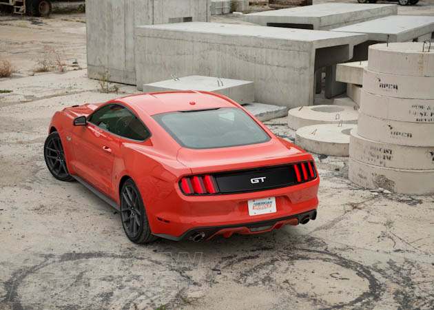 Top Ford Mustang Performance Mods