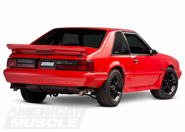 1989 mustang notchback weight loss