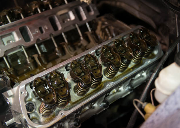 Upgrading Fox Body Cylinder Heads