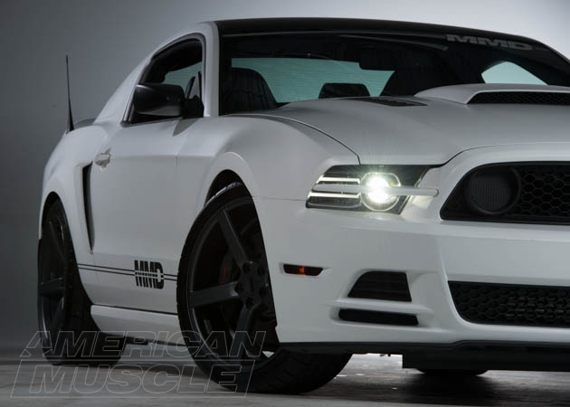 2013 Mustang Front Bumper >> Front End Styling For Your 2013 2014 Mustang
