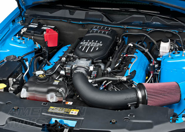 What Are The Benefits Of Upgrading Your Mustang's Intake