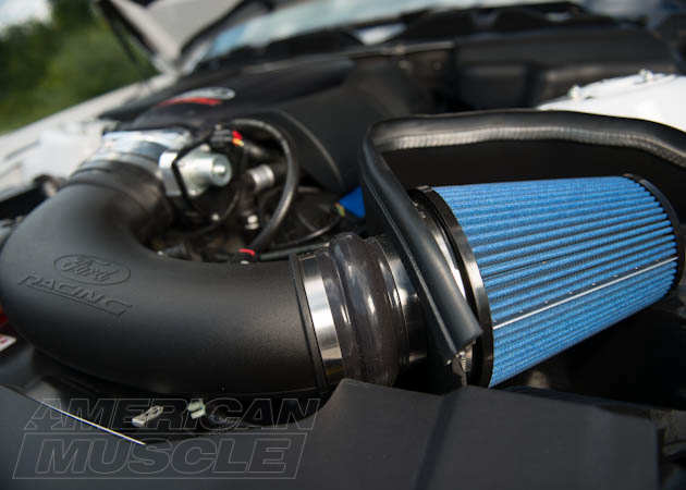 Understanding Mustang Cold Air Intakes & Ram Air Intakes