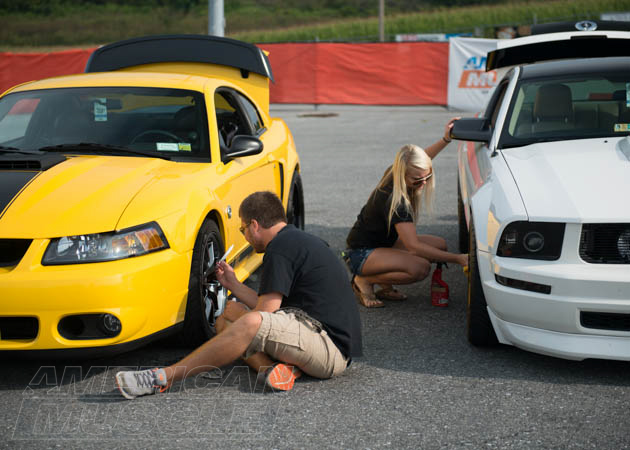 how to prepare your mustang for a car show americanmuscle